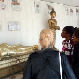 Exposition Persona Grata et Balade Passeurs de Culture à Choisy-le-Roi