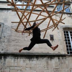 Biennale de danse - Satchie Noro au Domaine de Saint-Cloud