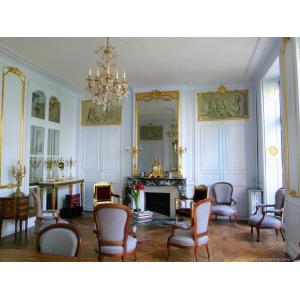 ATELIER DES ORS DE MARNE Restauration de boiseries dorées - Hôtel particulier
