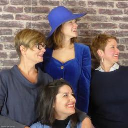 Ebauches de Bleu - Journées Européennes des Métiers d'Art au Perreux-sur-Marne