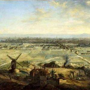 Belleville : l'eau, les vignes et les moulins