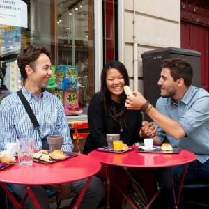 A Taste of Paris - Guided Bike Tour & Food Tasting