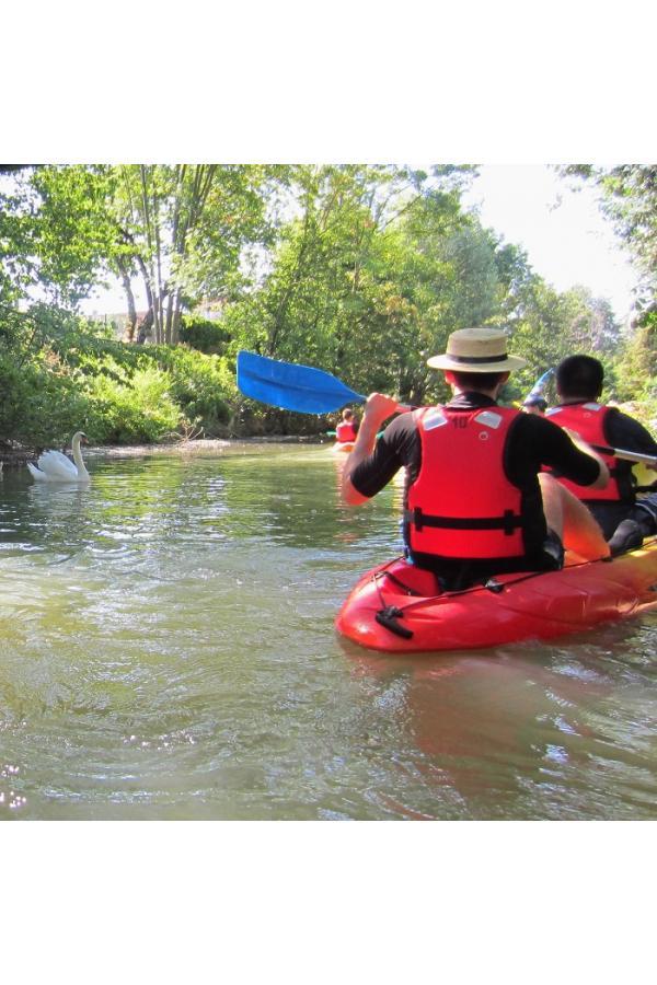 Canoe Kayak A Nogent Sur Marne