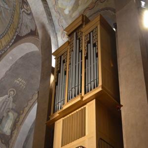 -Visite de l'orgue de la Cathédrale Sainte-Geneviève