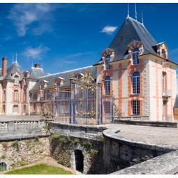 Entrée au Domaine de Grosbois - Journées Européennes des Métiers d'Art
