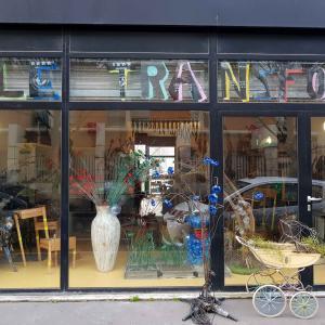L'art de la récup' au Transfo