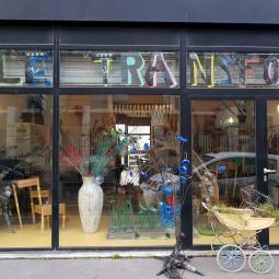 La ZAC de Montjoie et l'art de la récup' au Transfo