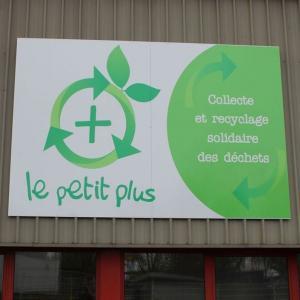 L'usine de tri Le Petit Plus