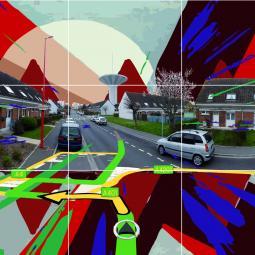 Urbanités, une exposition collective sur le thème de la ville