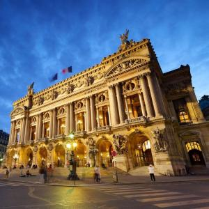 Visit Opera Garnier after hours