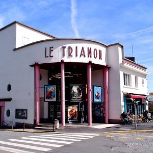 Rencontre et projection au cinéma mythique Le Trianon