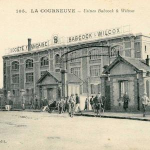 La Courneuve, de la ville industrielle à la ville moderne : entre réhabilitation et transformation