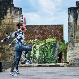 Vivace, spectacle de danse au Parc de la Poudrerie