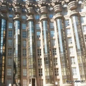 Entre architecture novatrice et espace forestier à Noisy-le-Grand