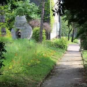 Une ferme urbaine dans un collège près de Bagnolet