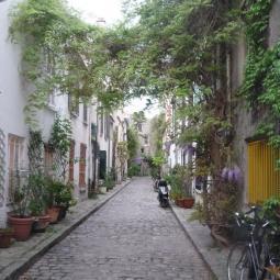 Balade dans le 14ème arrondissement de Paris : Le quartier Pernety - Plaisance