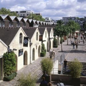 De Bercy à Charenton : une frontière imperméable ?