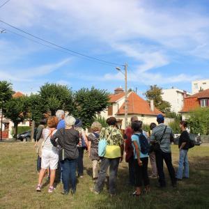 Mitry-Mory : une cité-jardin dans une roue de locomotive