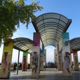 Street Art tour in Paris Belleville