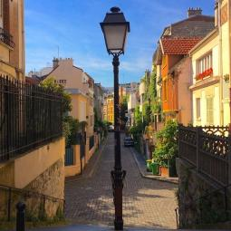 The Old Villages of Paris : Belleville