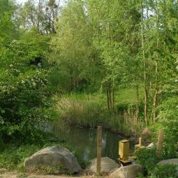 Le Parc des Prés de la Bièvre à Fresnes