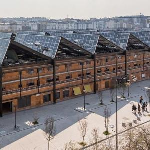 La reconversion de la halle Pajol, un projet architectural écologique exemplaire