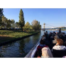 Croisière sur la Seine : à la découverte de la baignade