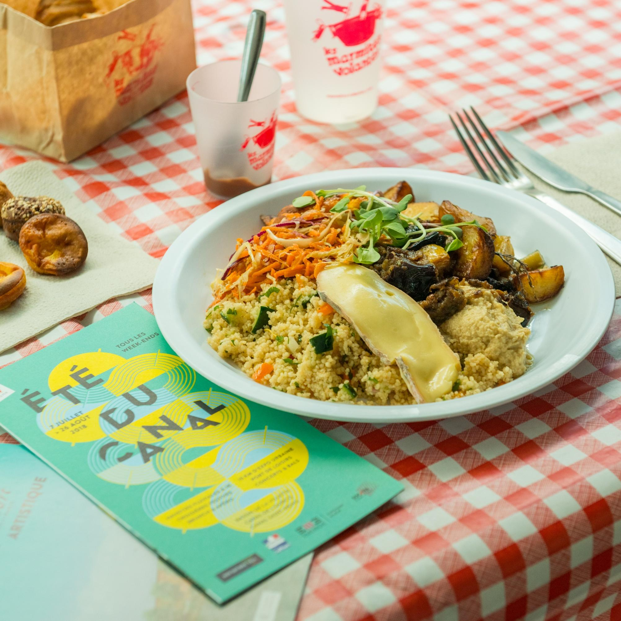Le Rendez Vous Enchanté Le Chesnay an original gourmet cruise in paris with a vegetarian brunch