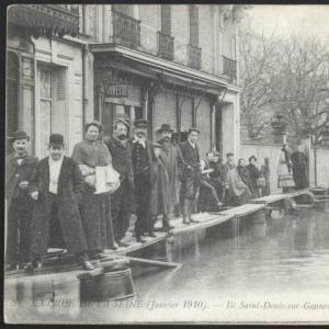 L'Île-Saint-Denis, son histoire et environnement