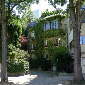 Visite guidée du parc Montsouris Paris 14e