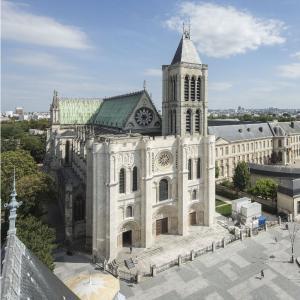 Saint-Denis Basilica © Pascal Lemaitre - Centre des monuments nationaux