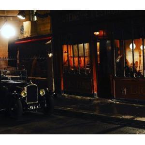 Ciné-balade sur les traces de Woody Allen pour le film Minuit à Paris