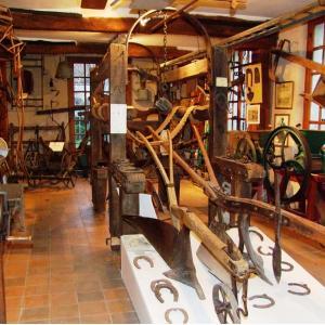 La ferme du château de Montfermeil et le Musée du Travail