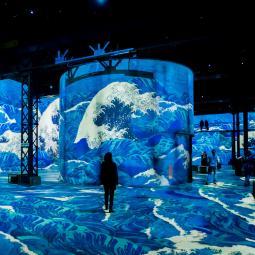 L'Atelier des Lumières : une expérience immersive