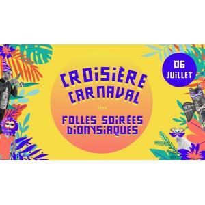 Croisière carnavalesque avec le 6B