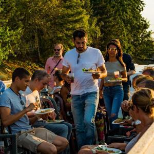 Croisière chaplinesque et gourmande - Avant le Cinéma en plein air