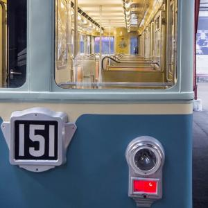 Visite théâtralisée du patrimoine roulant de la RATP  - Nuit des Musées