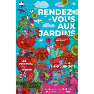 Rendez-vous aux Jardins : le Domaine de Grosbois