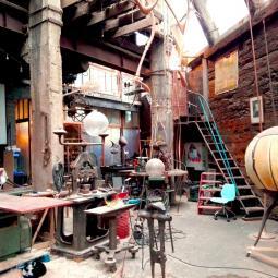 Friches fraiches : anciennes usines réinvesties