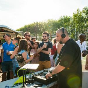 Croisière DJ Set avec The Golden Years of Hip Hop (puis Afu-Ra)