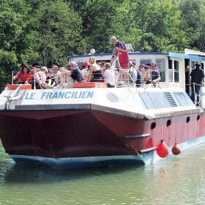 Croisière sur la Marne et visite de Lagny