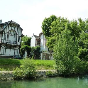 Croisière commentée de Joinville à Neuilly-sur-Marne