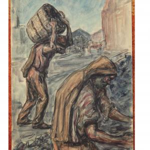 Ouvrier.e.s au Musée de l'Histoire Vivante