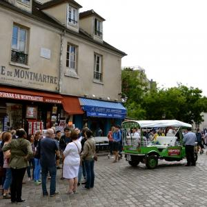 Montmartre cinema tour