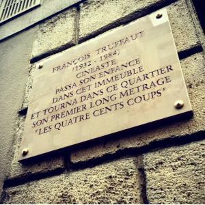 Paris through the lens of François Truffaut