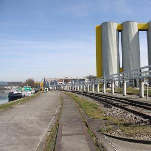 A la découverte du port de Bonneuil