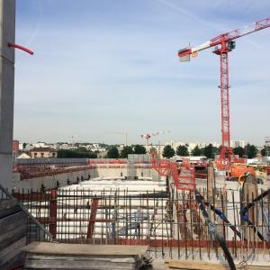 Randonnée de la Seine industrielle : cheminées, ateliers et grands chantiers