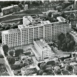 L'hôpital Foch en 1937 © cliché Robert Durandaud