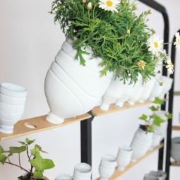 Atelier upcycling : fabrication de jardinières