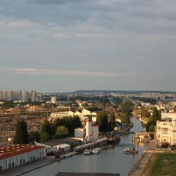 Randonnée L'histoire du canal de l'Ourcq